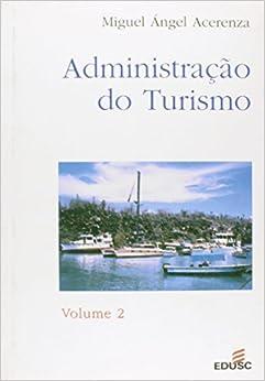 Administracao Do Turismo - V. 02
