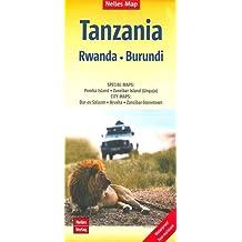 Tanzanie / Rwanda / Burundi 2017: NEL.305W