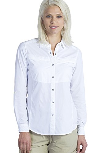 ExOfficio Women's BugsAway Halo Long Sleeve Shirt