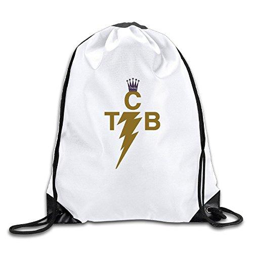 BOoottty Elvis Presley The King Of Rock 'n' Roll TCB Drawstring Backpack (Rocknroll King Costumes)