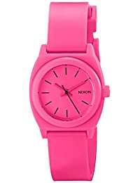 Nixon Women's A425221 Small Time-Teller P Watch