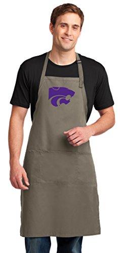 Broad Bay K-State Apron Large Mens Womens Kansas State Logo Gift Idea