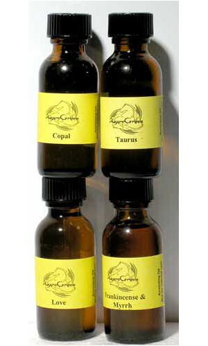 Psychic Oil Wicca 1oz