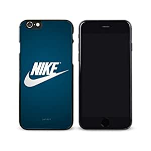 Just Do it Nike logo image Custom iPhone 6 - 4.7 Inch Individualized Hard Case