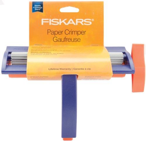 Fiskars Paper Crimper 6 5 Straight