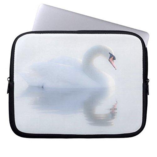 Beautiful Swan Laptop Sleeve Laptop Sleeve 12 Inch,Notebook/