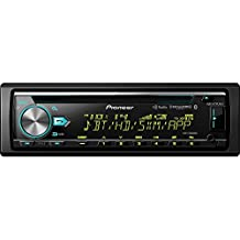 PIONEER DEH-X7800BHS CD Receiver with Enhanced Audio Functions, Black