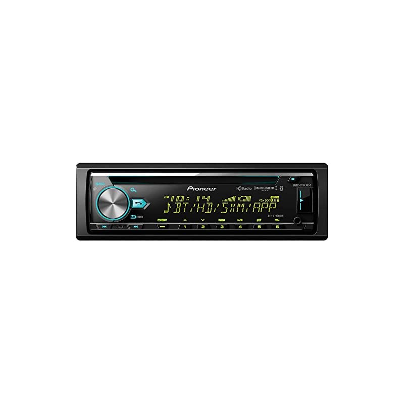 Pioneer DEH-X7800BHS CD Receiver with En