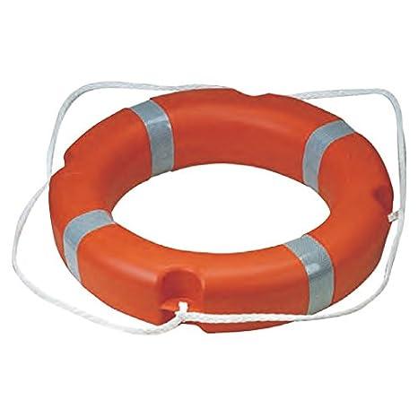 lalizas - Flotador aro salvavidas de 60 cm homologado: Amazon.es: Deportes y aire libre