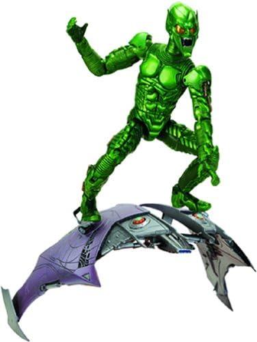 "Marvel Legends 2002 6/"" Super Poseable Spider-man Movie Articulated Action Figure"