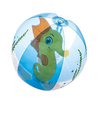 C&C Pelota Balón Hinchable Ø51 cm Piscina Playa Idea Regalo ...