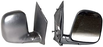 Partslink Number GM1320245 OE Replacement Chevrolet Van//GMC Savana Driver Side Mirror Outside Rear View Unknown
