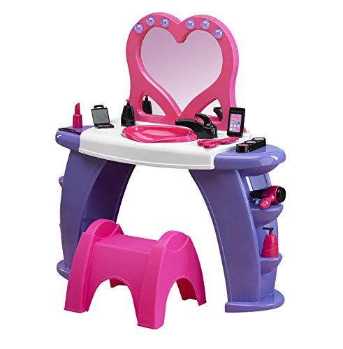 American Plastic Toys Deluxe Beauty Salon Playset
