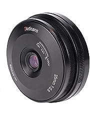 $138 » 7artisans 35mm F5.6 APS-C Camera Lens Nikon Z-Mount Lens 35mm Ultra-Thin Camera Lens Full Frame MF Wide-Angle Lens for Nikon Z5 Z6 Z7 Z6