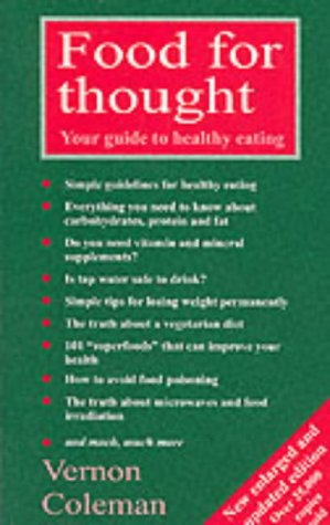 Read Online Food for Thought: Your Guide to Healthy Eating PDF