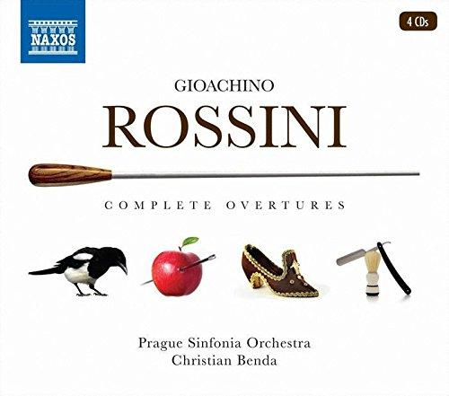 Overture Set - Gioachino Rossini: Complete Overtures [Box Set]