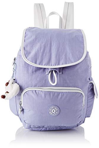 Kipling Backpack, Purple (Active Lilac Bl)