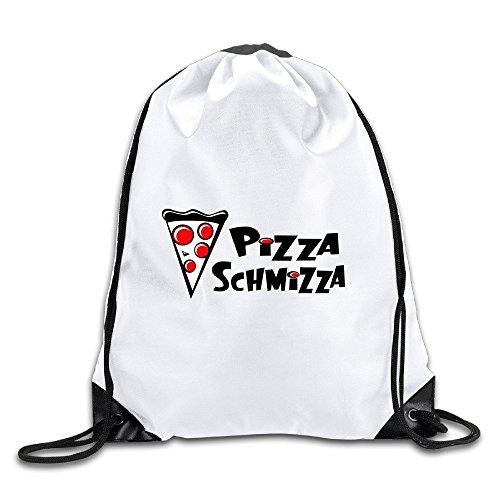 BENZIMM Pizza Logo Drawstring