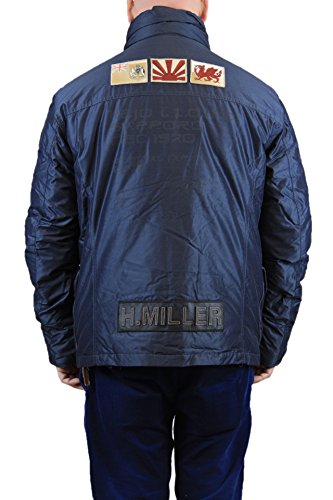 Kejo Jacket Navy Goose And Gold ish beige Blue Down x7CxwR