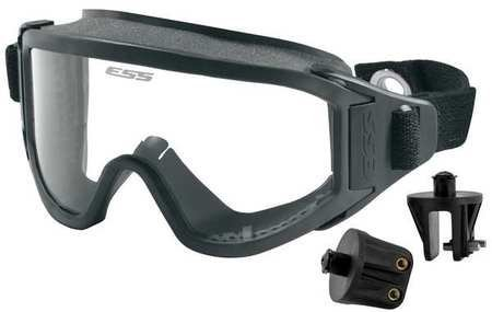 Innerzone 2 NFPA Fire Goggles Mounting Brackets by ESS