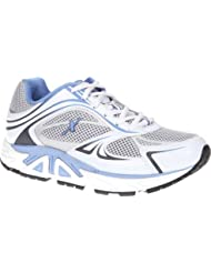 Xelero Genesis Womens Comfort Therapeutic Extra Depth Sneaker Shoe Leather/Mesh Lace-up