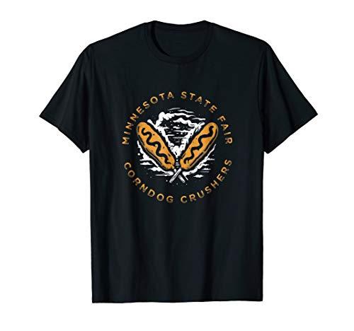 Corn Minnesota (State Fair Corndog Crushers T-shirt)