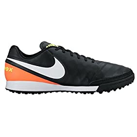 Nike TiempoX Genio II Leather TF Men's Soccer Turf Shoes