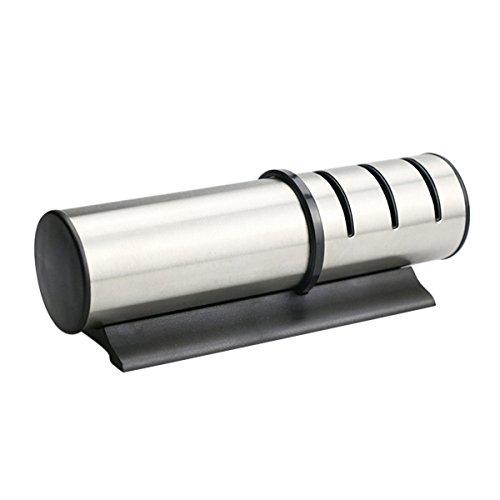 BS-Living | 3-Stufen Design Messerschärfer | Profi Messerschleifer | Knife Sharpener