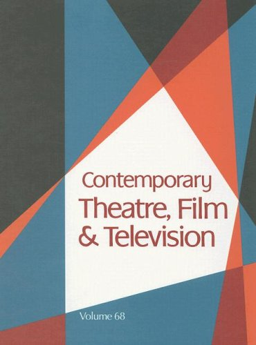 Download Contemporary Theatre, Film and Television PDF