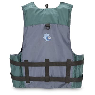 MTI Adventurewear Fisher Kayak Fishing PFD Life Jacket