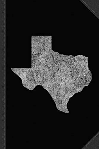 - Texas Home Vintage Journal Notebook: Blank Lined Ruled For Writing 6x9 120 Pages
