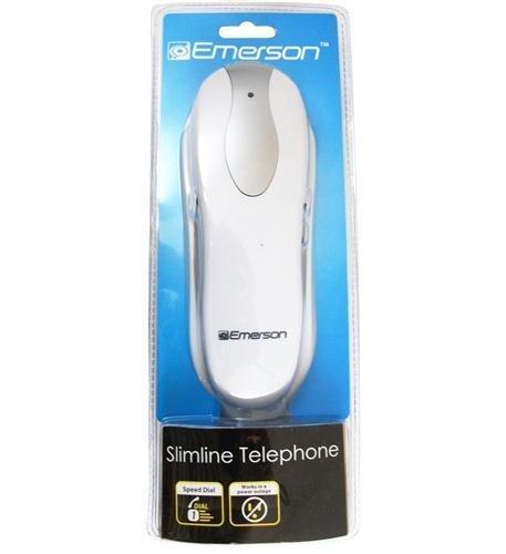 Southern Telecom Emerson trim line WHITE SO-EM2116 by Southern Telecom ()