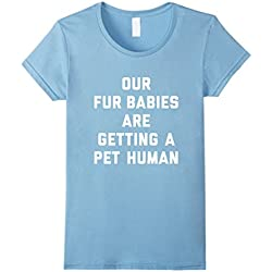 Womens Pregnancy Reveal Shirt