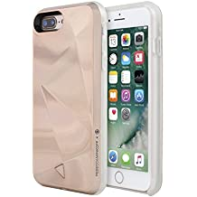 Rebecca Minkoff You Glow, Girl Case for iPhone 8 Plus & iPhone 7 Plus - Rose Gold