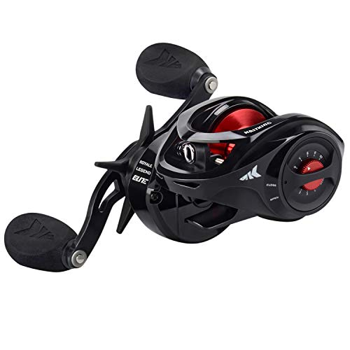 Review of KastKing Royale Legend Baitcasting Reels,Elite Series Fishing Reel,7.3:1 Gear Ratio,Right Handed,Jet Black