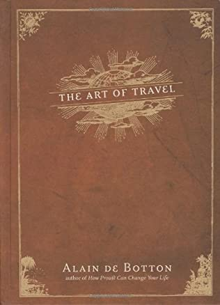 book cover of The Art of Travel