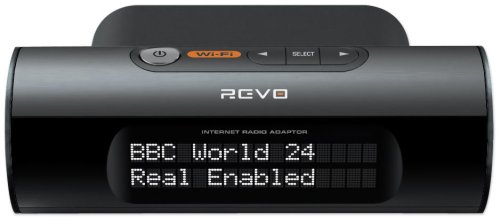 Revo Mondo Wi-fi Internet Radio Adapter  Amazon.co.uk  TV d72c4f4a381