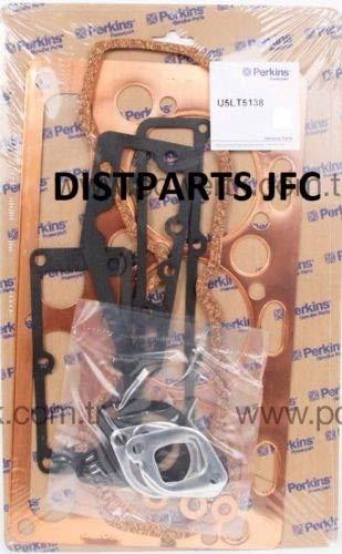 U5LT5138 Genuine Kit Gasket Perkins Diesel For 3.152
