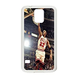 Custom High Quality WUCHAOGUI Phone case Super Star Michael Jordan Protective Case For Samsung Galaxy S5 - Case-6