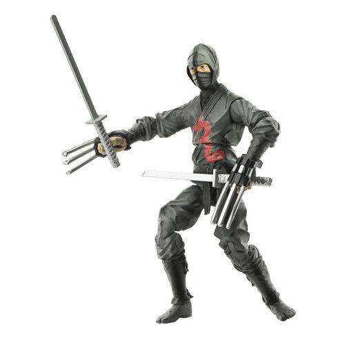 Claws Gi Joe (G.I. Joe Retaliation Dark Ninja Action Figure)