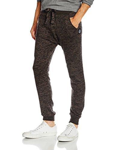 Hope'n Life Dellinger-A, Pantalones Deportivos para Hombre Gris (Noir/Anthra)