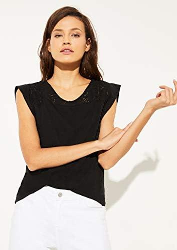 Comma CI damska koszulka: Odzież