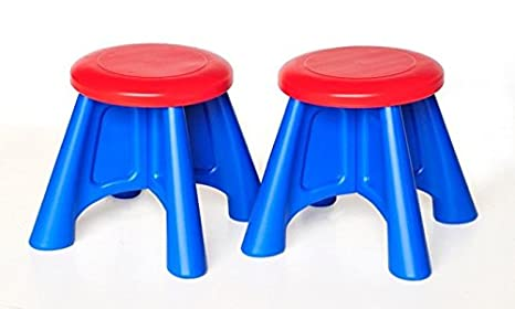Superior Kids Chairs, 2 Durable Plastic Toddler Chair Seats, USA.