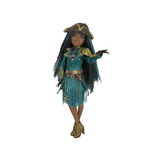 Film Related Costumes (Disney Descendants Uma Daughter of Ursula, Amazon Exclusive Collector's Edition)