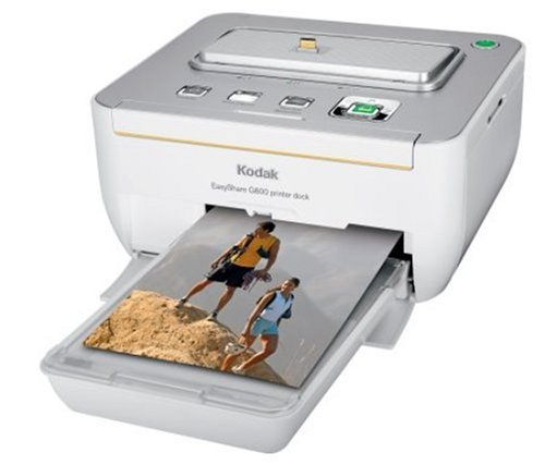 Kodak Easyshare G600 Printer - Easyshare Camera Dock Kodak Printer