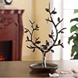 SPI Home Nest Bird and Twig Tree Jewelry Stand by SPI