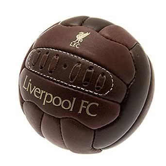 Liverpool FC - Balón mini modelo Retro Heritage (Talla Única ...