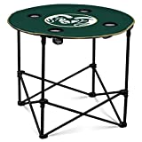 Logo Brands NCAA Colorado State Round Table, One Size, Multicolor