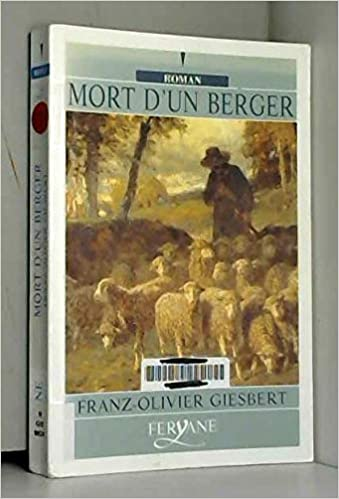 Amazon Fr Mort D Un Berger Edition En Gros Caracteres