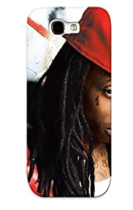 Christmas Day's Gift- New Arrival Cover Case With Nice Design For Galaxy Note 2- Lil Wayne